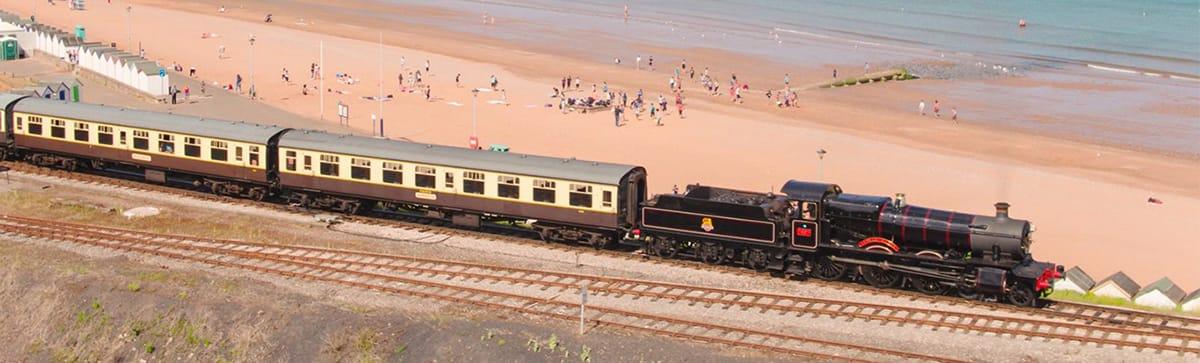 Dartmouth Steam Railway & Paignton