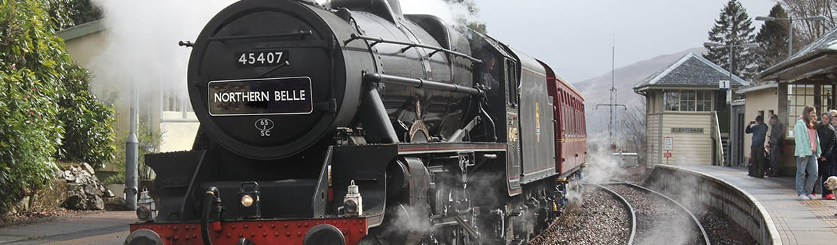 Steam Special - Tribute to the Bournemouth Belle