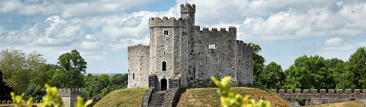 Cardiff Castle - Marquess of Bute's Gothic Mansion