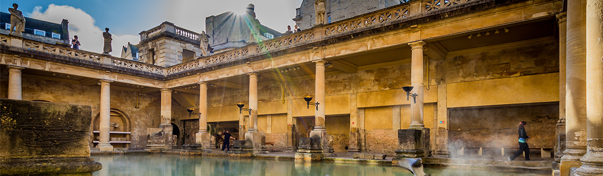 Historic Roman Baths, Bath