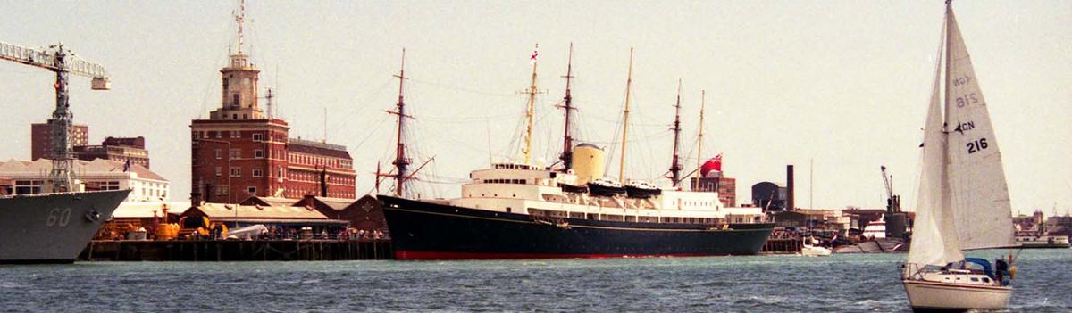 Edinburgh & Royal Yacht Britannia