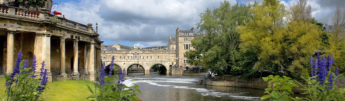Historic Bath at Leisure