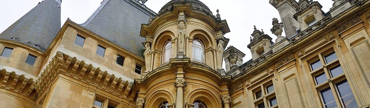 Rothschild Waddesdon Manor - Christmas Fair