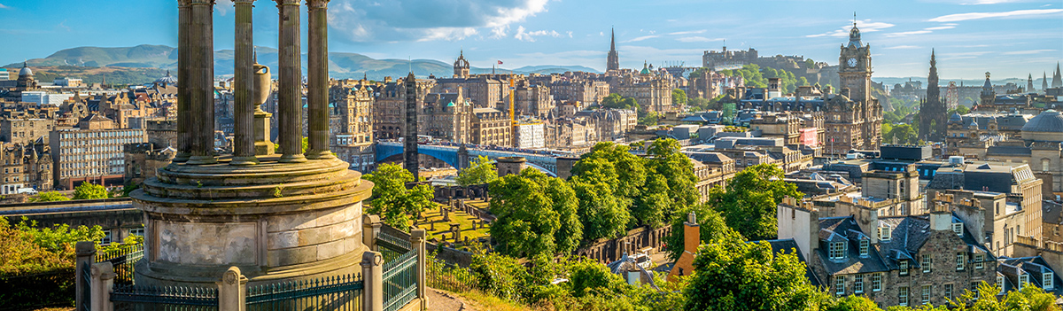 Edinburgh at Leisure
