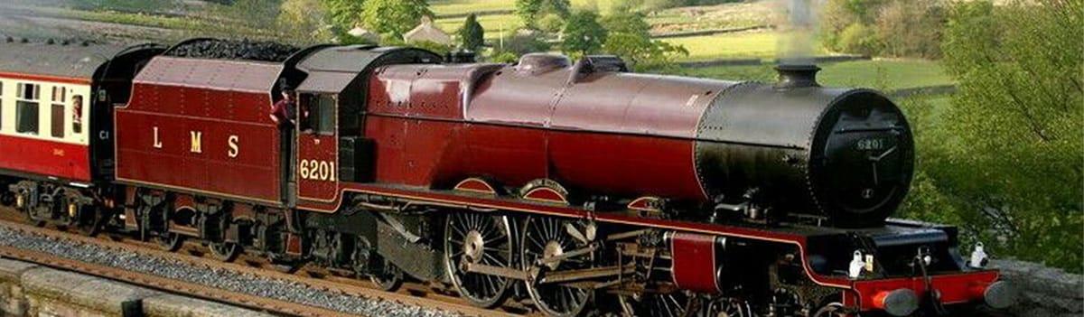 Settle & Carlisle Steam Special