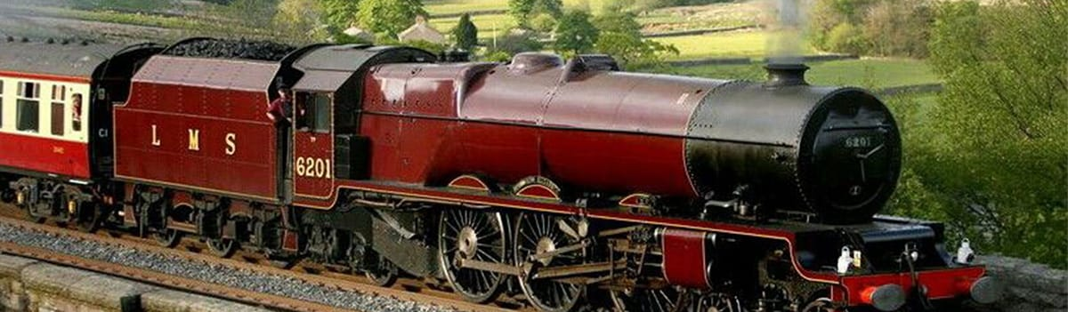 Settle & Carlisle Steam Special
