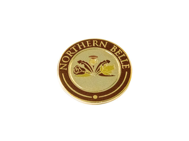 Pullman Crest Badge